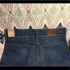 0878bc6cd64 Madewell Jeans - Madewell Retro Crop Bootcut Jeans Knee Rip 29